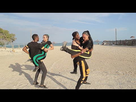 AYO JAY - THE VIBE - Viral Dance Video - 2017