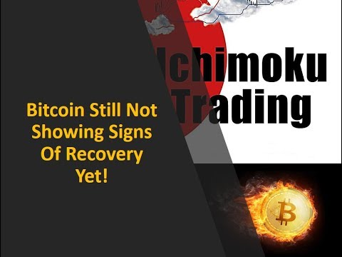 Bitcoin Still Not Showing Signs Of Recovery Yet!