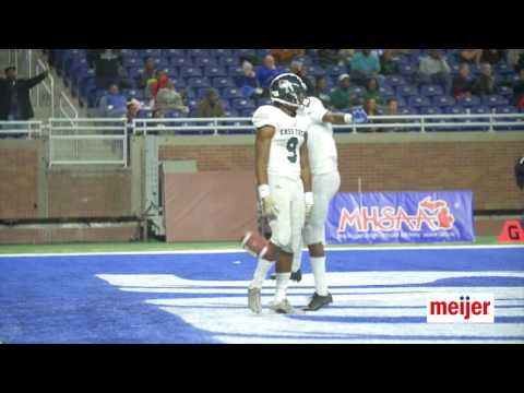 Meijer Main Event - Cass Tech vs. Detroit Catholic Central - 2016 Division 1 Football Final