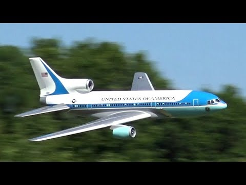 Rc AIR FORCE ONE - L1011 Tristar