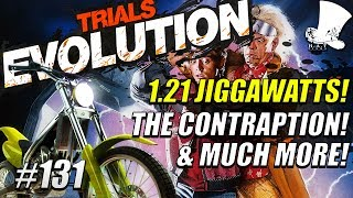 Trials Evolution #131 - 1.21 Jiggawatts! The Contraption & Much More!