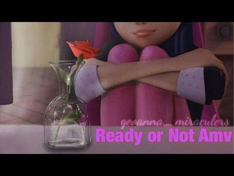 Miraculous Ladybug Amv Ready or Not by Bridgit Mendler