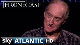 Game of Thrones: Thronecast: Uncut Charles Dance Interview (SPOILERS!)
