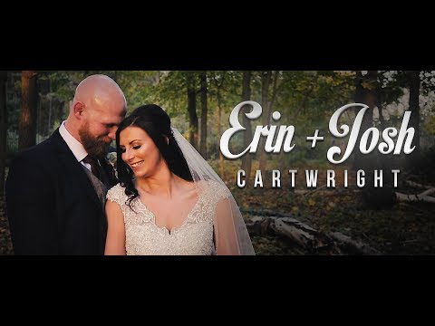 ERIN + JOSH | Wedding Film - The Pumping House (Ollerton)