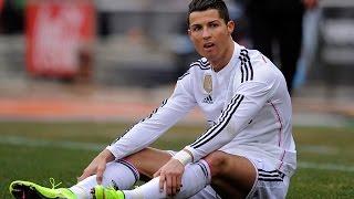 Cristiano Ronaldo Skill vs UD Almeria (Home) HD 720p ( 29-44-2015 )