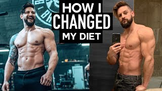 MY NEW DIET EXPLAINED - Full Day Of Eating | Meal By Meal | FULL REVIEW