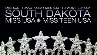 Crowning of Miss South Dakota USA 2017