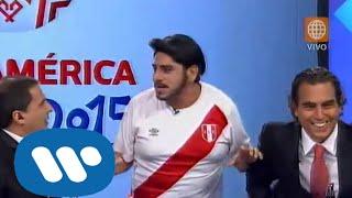 """""""El Loco Vargas"""" hizo locuras con Chemo, Gonzalo y Toño COP..."""