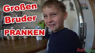 Großer Bruder PRANK | Ash5ive prankt Max Echtso  👦 Ash5ive 🙃 Spielzeug und Kinder Kanal