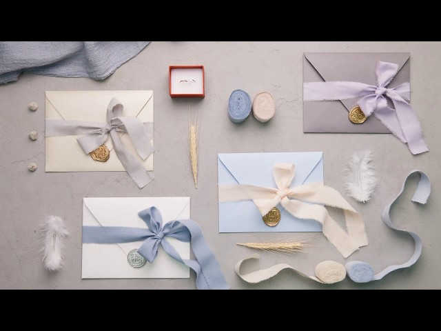 Stop motion for wedding decor