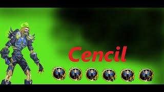 WoW Classic - Cencil