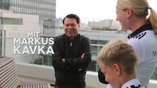 DELUXE MUSIC ® und Markus Kavka im Flagshipstore