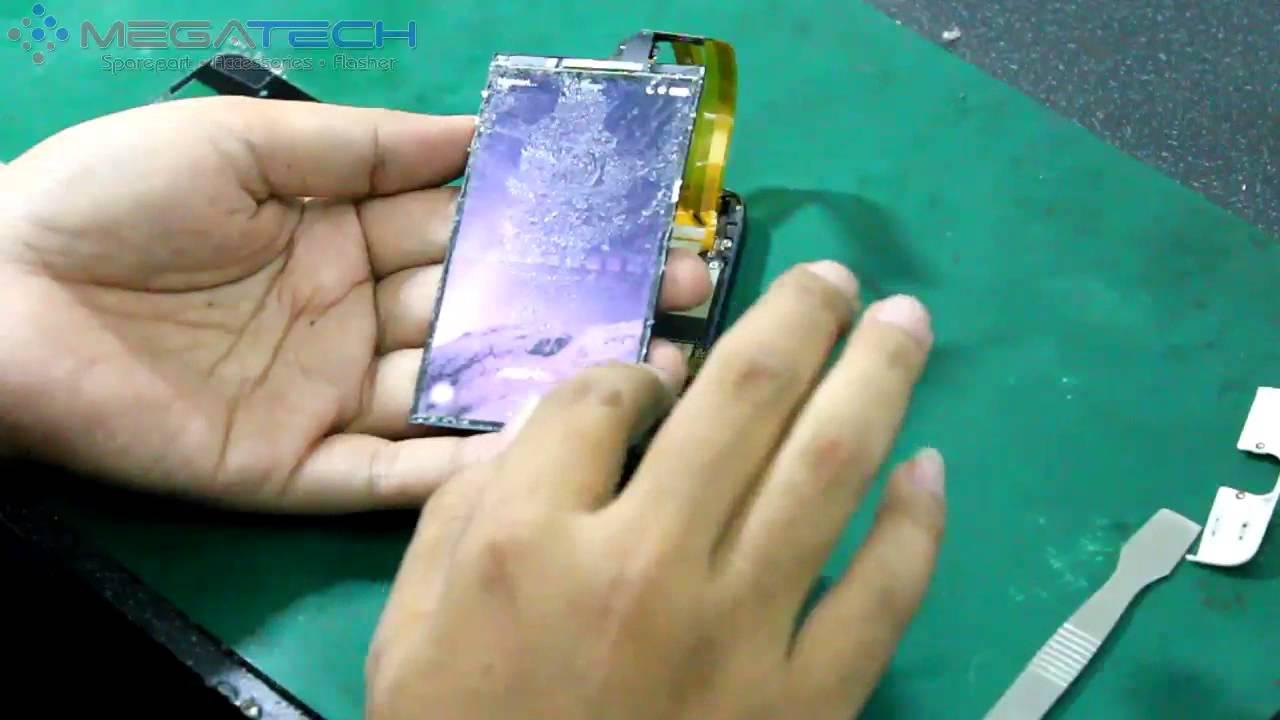 Mengganti Kaca Gorilla Glass Iphone Samsung Dll Youtube