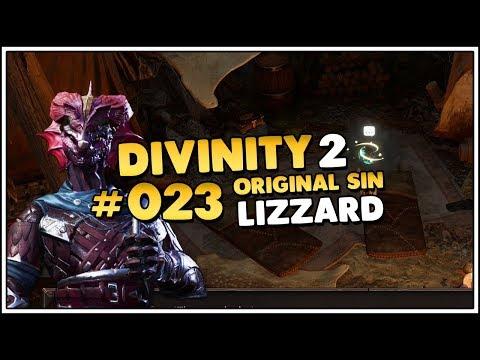 Let's Play Divinity Original Sin 2 👑 Emmi kommt nicht wieder #023 [Deutsch/German]