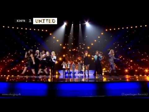 Nik & Jay feat. Lisa Rowe - United (Live @ X Factor Finalen 2013)