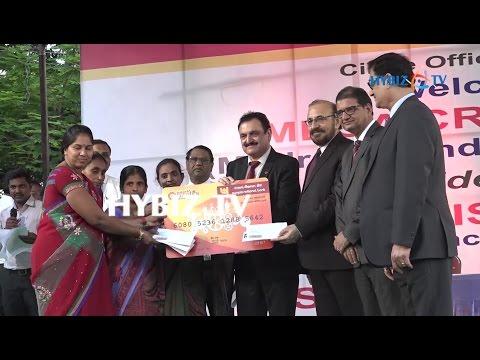 Punjab National Bank Organised CREDIT Camp | Hyderabad | hybiz
