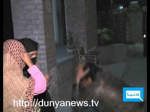 Dunya TV-28-12-2011-Lahore Family Court