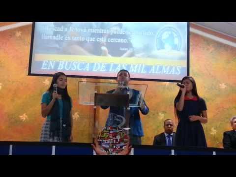 CAMINEMOS JUNTOS - DANILO ORDOÑEZ Y SUS HIJAS