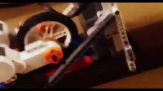 Epic MIndstorms Rail Rider