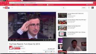 Phil Reacts: Episode 6 Youtube Rewind Turn Down for 2014