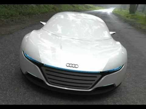 Audi A9 The Incredible Car Youtube