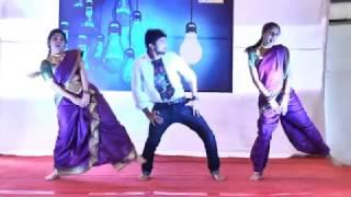 zing zing zingat sairat gslab annual day dance performance 2016