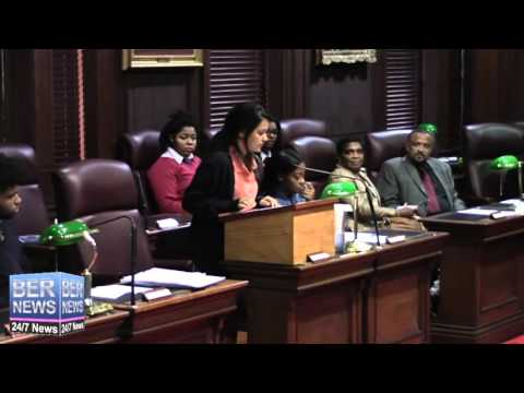 Reconvening Of Youth Parliament, November 18 2015