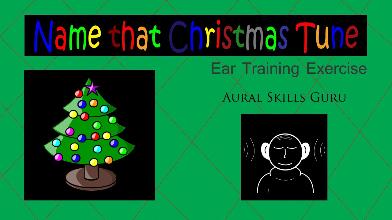 Name That Christmas Tune! - YouTube
