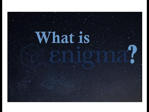 What is Enigma coin? (Episode 74)