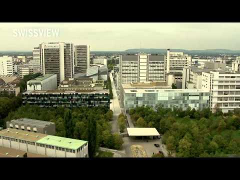 SWISSVIEW - BS, Basel «Campus des Wissens»