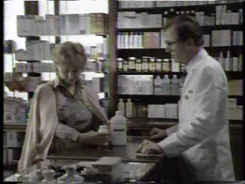 Vintage Commercials 1988 1990 Medicines Headaches colds