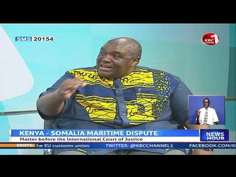 Perspective: David Matsanga on Kenya-Somali maritime dispute
