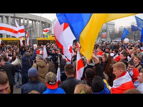 """""""Кто не скачет тот москаль"""" МИНСК 25.03.2015"""