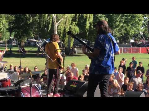 90's Television Salt Lake City, Utah Band Twilite Concert Series 7.27.2017