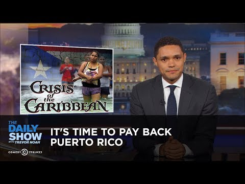 Thumbnail: It's Time to Pay Back Puerto Rico: The Daily Show