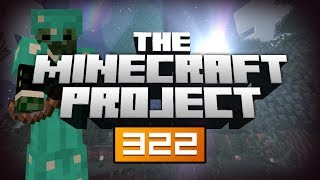 SPIDER INFESTATION! - The Minecraft Project   #322