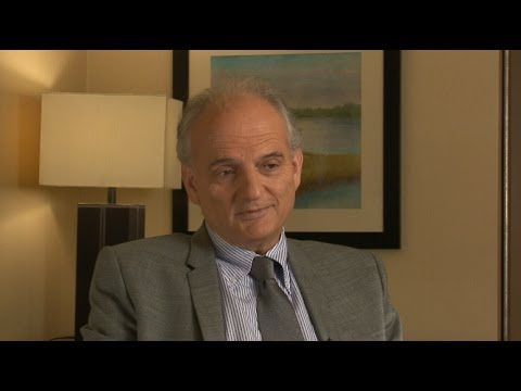 "David Chase on network notes and creating ""Tony Soprano"" - EMMYTVLEGENDS.ORG"