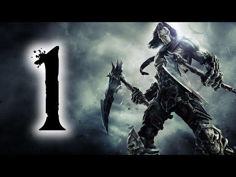 Darksiders 2 - Smrť / 1080p 50fps / CZ/SK Lets Play / # 1