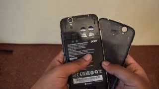 Acer Liquid Z630S Review Videos