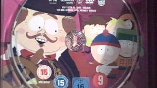 South Park season 11 DVD Boxset Review