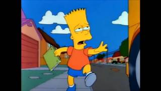 Simpsons Season 3 Episode 4  Bart the Murderer 1 5 English