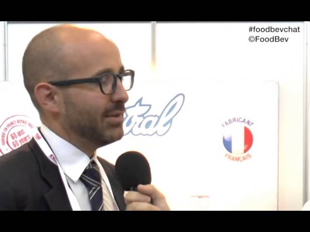 Interview de Mistral sur la nouvelle fontaine Evolution