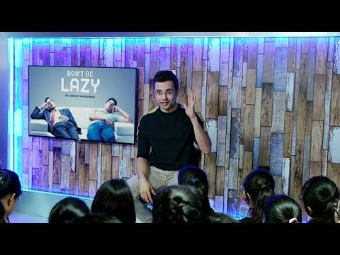 Don't Be Lazy - By Sandeep Maheshwari I Motivational Video in Hindi