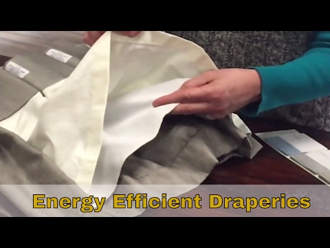 Energy Efficiency Window Treatments by Window Accents Cincinnati Ohio