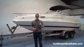 Mariah SC21 Cuddy For Sale UK and Ireland -- Review and Water by GulfStream Boat Sales