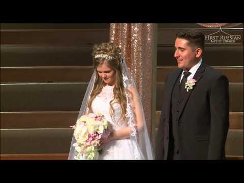 April 6, 2019 - Ulises & Natasha Wedding Ceremony.
