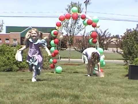 Touchstone Community School graduation (early years)