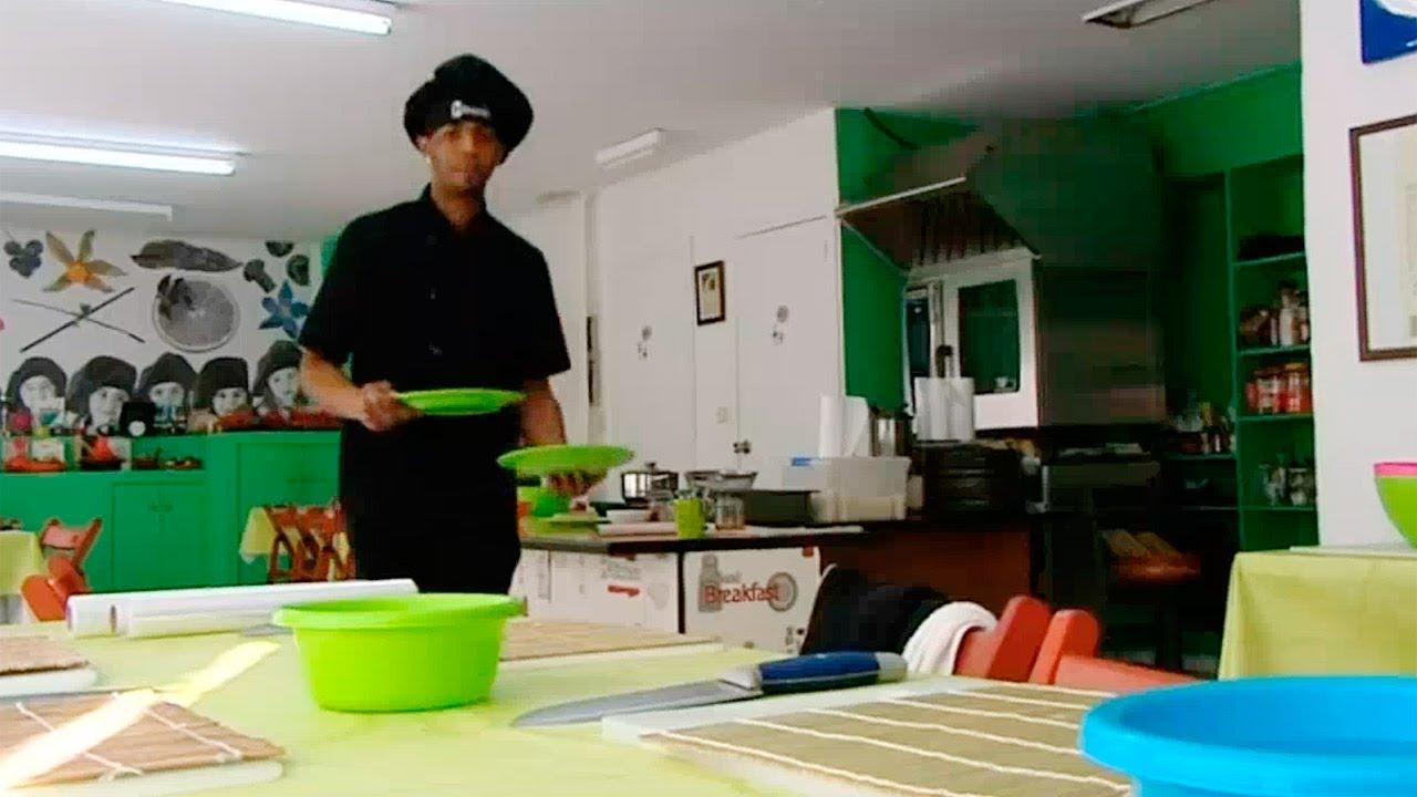 Los milagros de la escuela de cocina de chema de isidro for Chema de isidro canal cocina