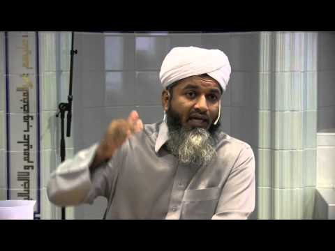 Revival of Islam by Sheikh Hassan Ali at ICC Norway 01.11.2015