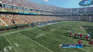 Madden NFL 09 Xbox 360 Review - Video Review